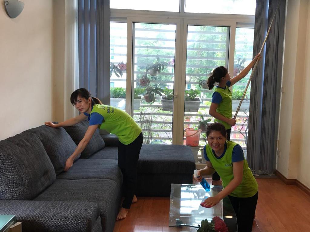 Cung ứng lao động giúp việc nhà theo giờ tại Đồng Nai