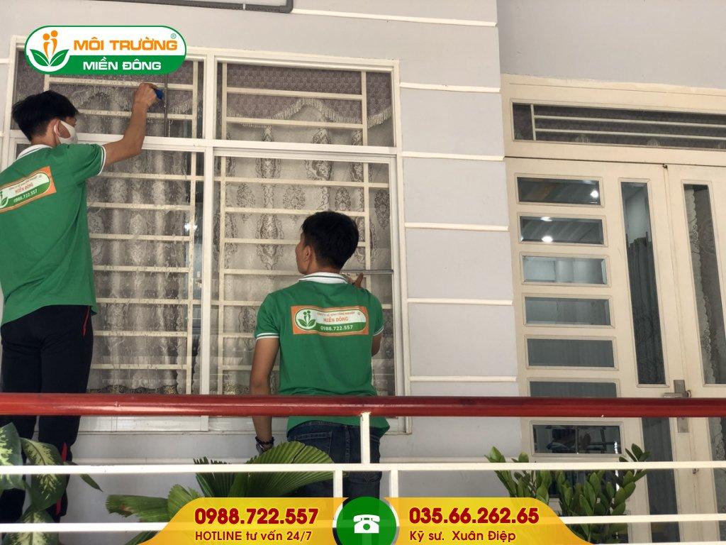 Cung ứng lao động giúp việc nhà theo tháng miền Đông