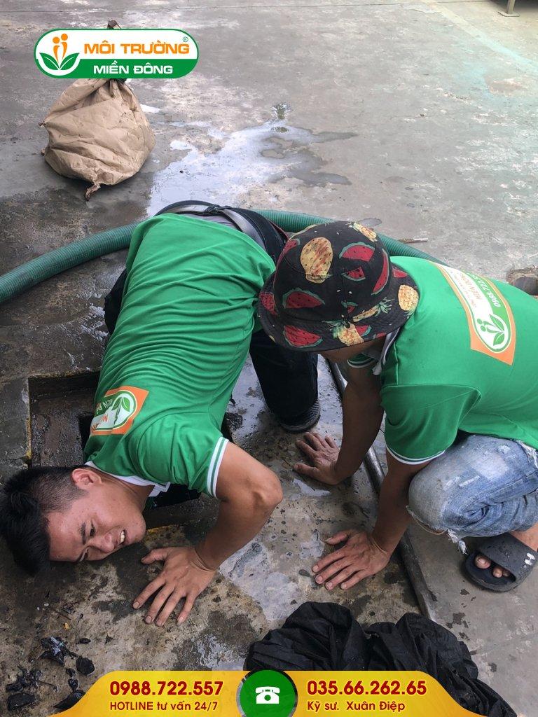 Báo giá hút hầm cầu tại TPHCM