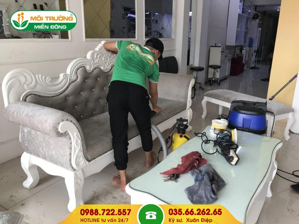 Công ty giặt ghế sofa