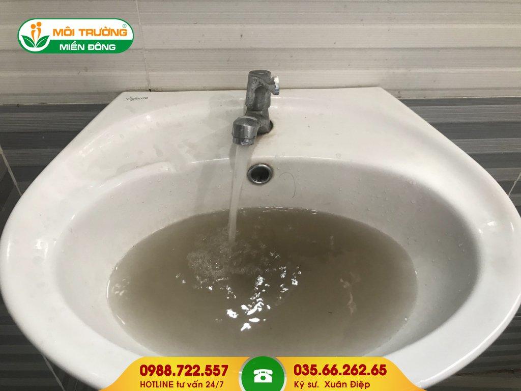 Báo giá dịch vụ vệ sinh bồn nước