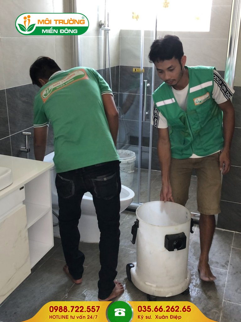 Bảng giá dịch vụ vệ sinh phòng tắm