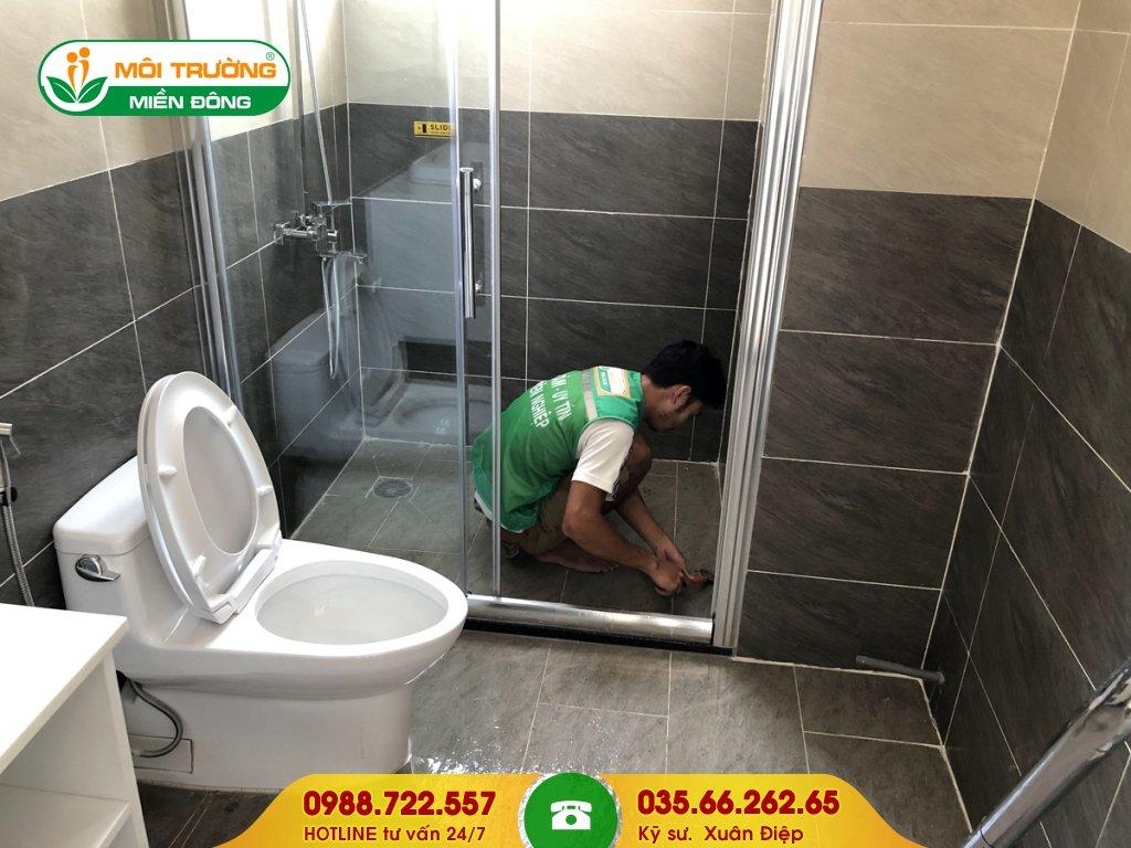 Bảng giá dịch vụ vệ sinh phòng tắm tại nhà