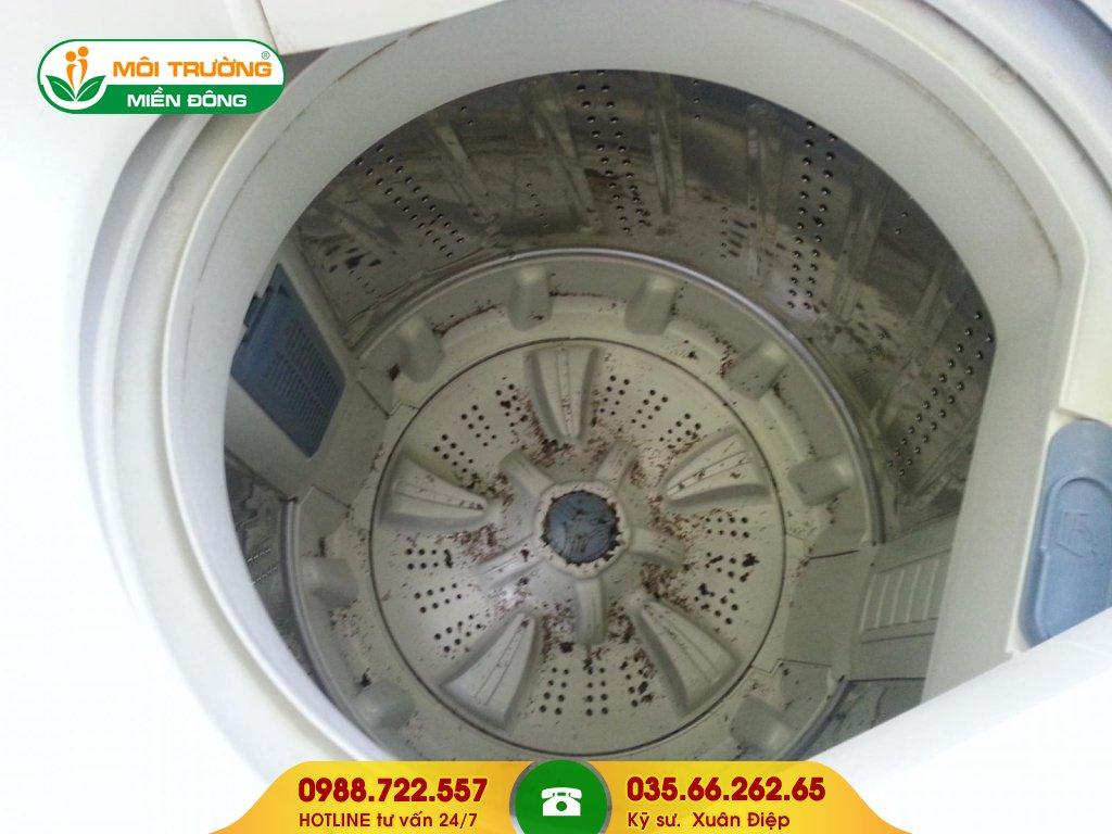 Công ty vệ sinh máy giặt