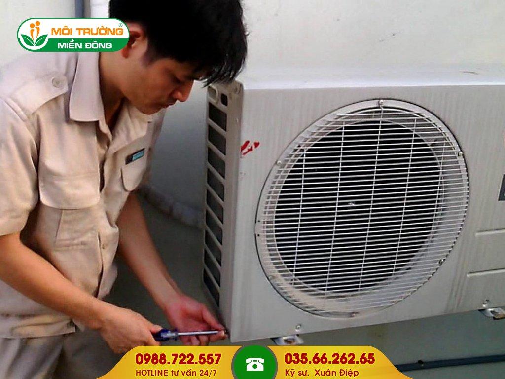 Đơn giá dịch vụ vệ sinh máy lạnh