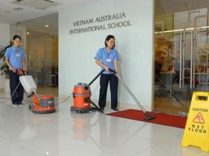 Bảng báo giá cung ứng Lao Động tạp vụ vệ sinh trường học